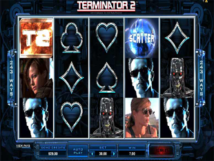 Terminator 2 Slot for Free - Play it Now Online